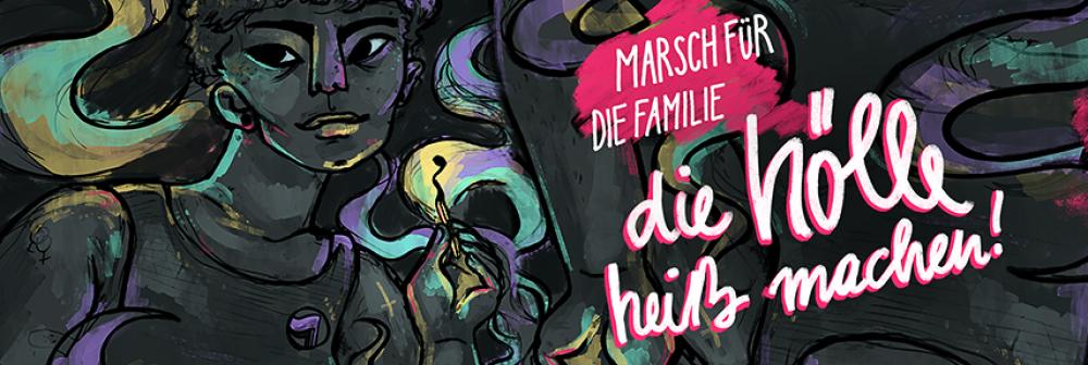 Marsch für´n Arsch